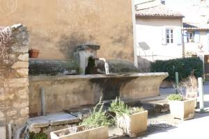 Fontaine de St Clément