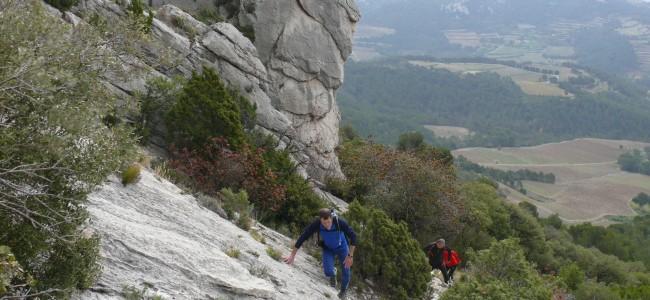 montée Grand Montmirail