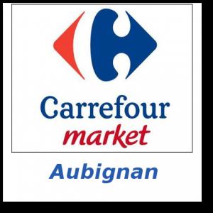 Logo Carrefour Aubi
