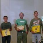 2008 TDM: 1er  Jouve, 2eme  Rousset, 3eme  Louis