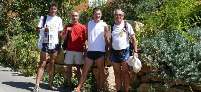 2009:  équipe balisage