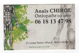 Anais Chirol