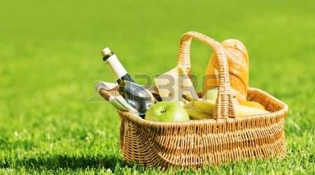 13662418-panier-pique-nique-sur-la-pelouse-verte