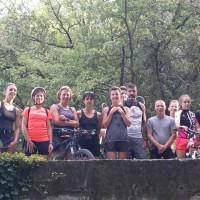 C'est l'été : run & bike & papotages