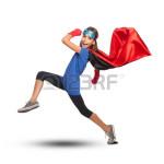 46142981-petite-fille-qui-porte-un-costume-de-super-héros-sur-fond-blanc