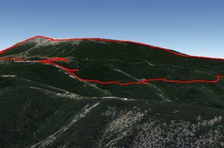 Sortie trail Ventoux