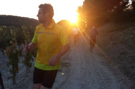 Sortie Trail d'Ambrosi et super Beaumes